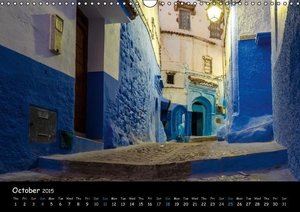 Impressions of Morocco 2015 (Wall Calendar 2015 DIN A3 Landscape