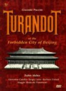 Turandot in the Forbidden City/DVD