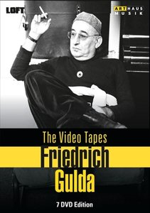 Friedrich Gulda - The Video Tapes