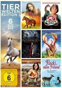 Tierwelten Edition 1 (DVD)