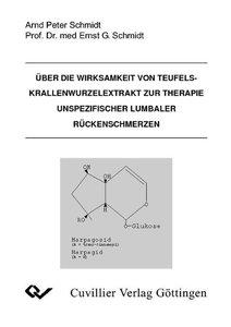 Über die Wirksamkeit von Teufelskrallenwurzelextrakt zur Theapie