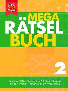 Mega-Rätselbuch 2