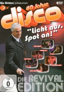 Revival-Edition: Disco mit Ilja Richter