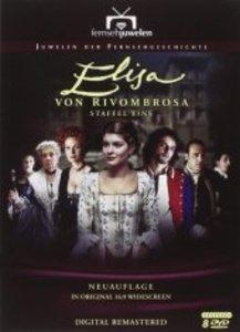Elisa von Rivombrosa - Staffel 1 (Fernsehjuwelen)