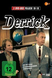 Derrick (3DVD-Box) Vol.02