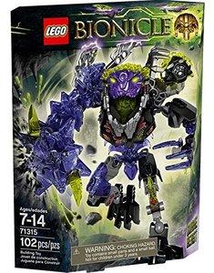 LEGO BIONICLE 71315 - Beben,Ungeheuer