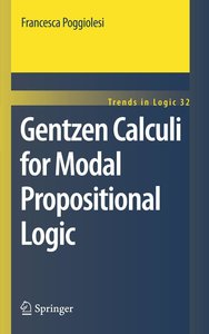 Gentzen Calculi for Modal Propositional Logic