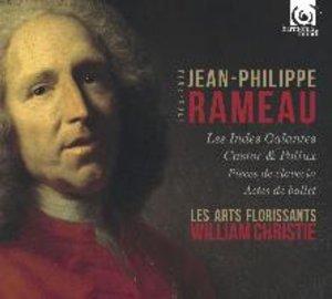 Jean-Philippe Rameau Box, 10 CDs