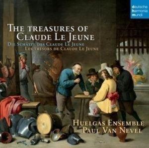 The Treasures of Claude Le Jeune