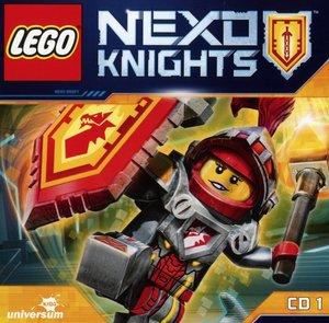 Lego Nexo Knights CD 1