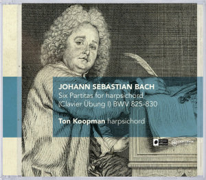 Six Partitas for harpsichord (Clavier Übung I) BW