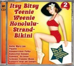 Itsy Bitsy Teenie Weenie-Hits Der 60er