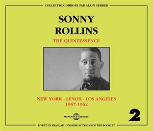 The Quintessence Vol.2 1957-1962 (New York-Leno