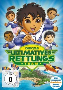 Go Diego Go! - Diegos Ultimatives Rettungsteam