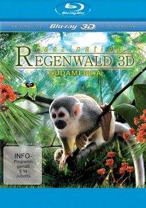 Faszination Regenwald 3D - Südamerika