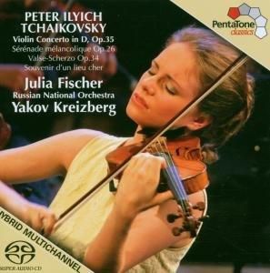 Violinkon.op.35/Serenade/+