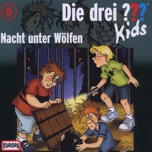 Die Drei ??? Kids 08: Nacht unter Wölfen