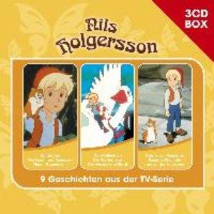 Nils Holgersson - 3-CD Hörspielbox Vol. 2