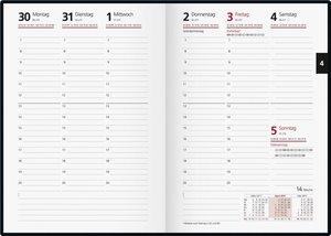 futura Buchkalender 2 2016Manhattan grau