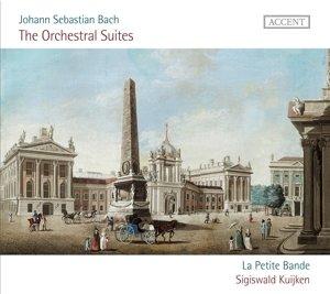 Die Orchestersuiten BWV 1066-1069