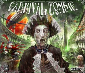 Heidelberger AP054 - Carnival Zombie ENGLISH