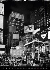 New York City Schwarz auf Weiß