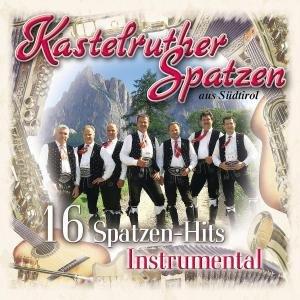 16 Spatzen-Hits Instrumental