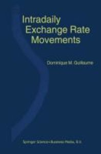 Intradaily Exchange Rate Movements