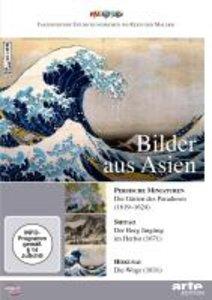 Bilder aus Asien: Persische Miniaturen - Shitao - Hokusai