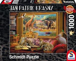 Jan Patrik Krasny/Coming to Life, Die Savanne - Zum Leben erwach