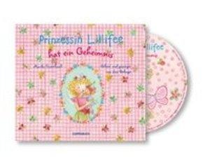 Prinzessin Lillifee hat ein Geheimnis. CD