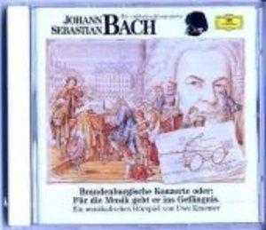 Johann Sebastian Bach. Brandenburgische Konzerte. CD
