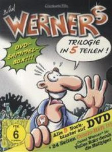 Werner 1-5 Comicbox