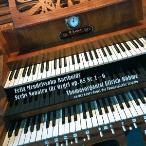 Orgelsonaten op.65 1-6