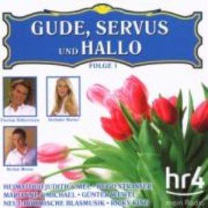 HR4 Gude,Servus Und Hallo