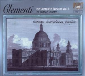 Sämtliche Klaviersonaten für Fortepiano Vol.3
