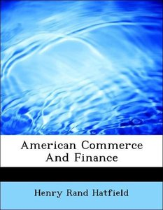American Commerce And Finance