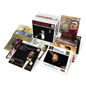 Claudio Abbado-The RCA and Sony Album Collection