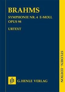 Symphonie Nr. 4 e-moll op. 98