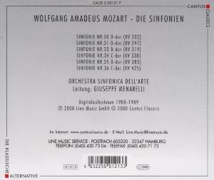 Mozart-Die Sinfonien Teil 4
