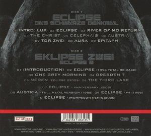 Eclipse-Das Schwarze Denkmal (Deluxe)