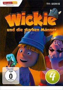 Wickie und die starken Männer-DVD 4 (CGI)