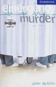 Emergency Murder. Buch und CD