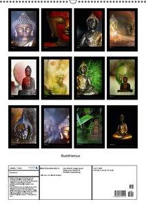 Buddhismus (Wandkalender 2016 DIN A2 hoch)