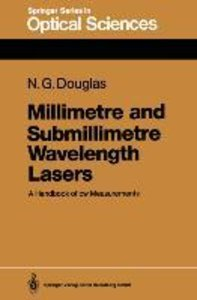 Millimetre and Submillimetre Wavelength Lasers