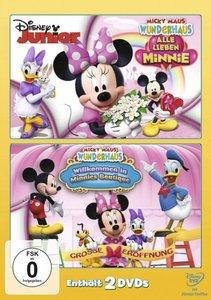 Micky Maus Wunderhaus - Alle lieben Minnie & Willkommen in Minni