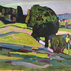Wassily Kandinsky - Figuratives 2018