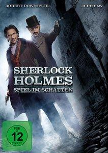 Sherlock Holmes 2 - Spiel im Schatten
