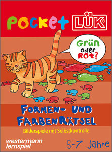 LÜK pocket. Farb- und FormenSpiele 2