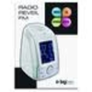 Radiowecker RR45 - weiß